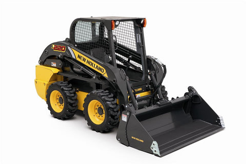 Tire Skid Steer Loader