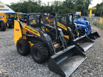 Used New Holland L221 Skid Steer Loader