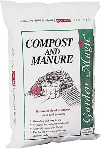 Michigan Peat Garden Magic Compost and Manure