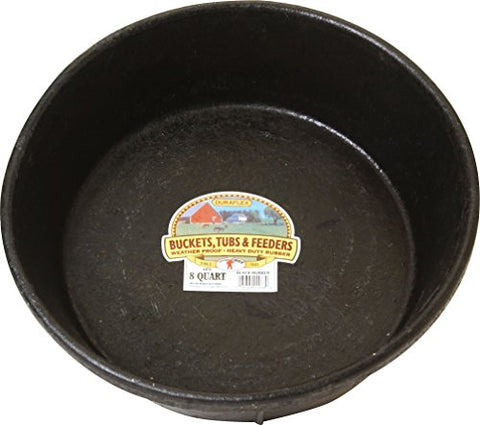 Miller Little Giant Rubber Feed Pan