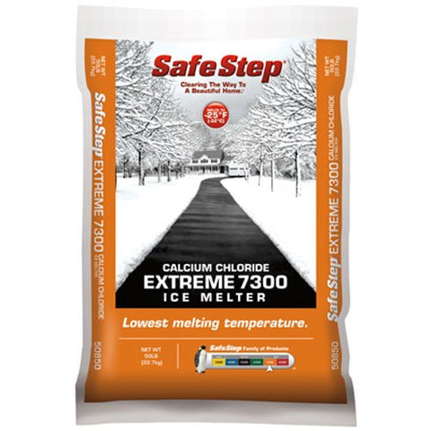 North American Salt Extreme 7300 Calcium Chloride Ice Melter