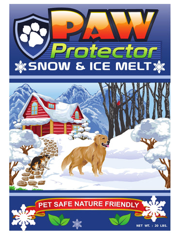 Home and Country USA Paw Patrol Snow and Ice melt