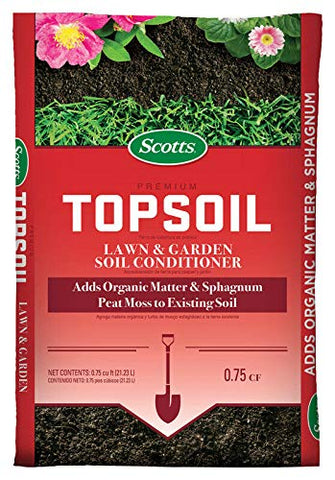 Scott's 71130758 0.75 Cu Ft Scotts Premium Topsoil