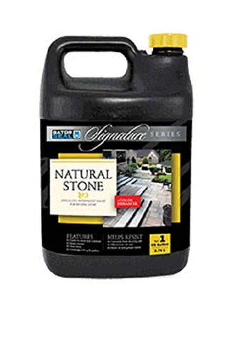 Alliance Gator Seal Signature Series Natural Stone Zero Gloss + Color Enhancer