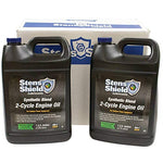 Stens 770-102 Shield 2-Cycle Engine Oil -One Gallon Jug…
