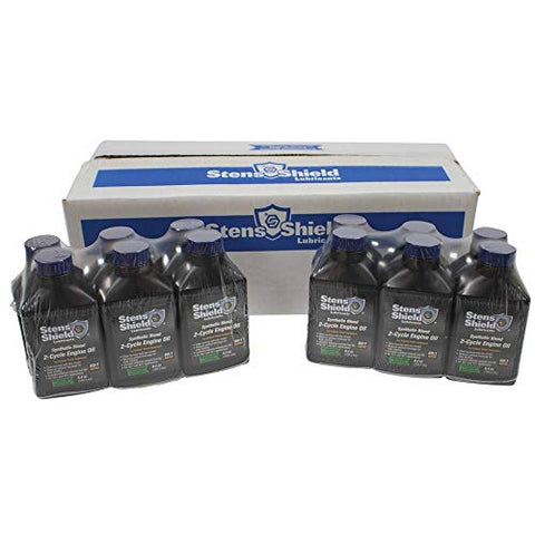 Stens 770-646 2-Cycle Engine Oil, Black
