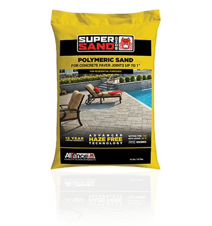 Alliance Gator Polymeric Super Sand, up to 1 Inch 50lbs(Slate Gray)