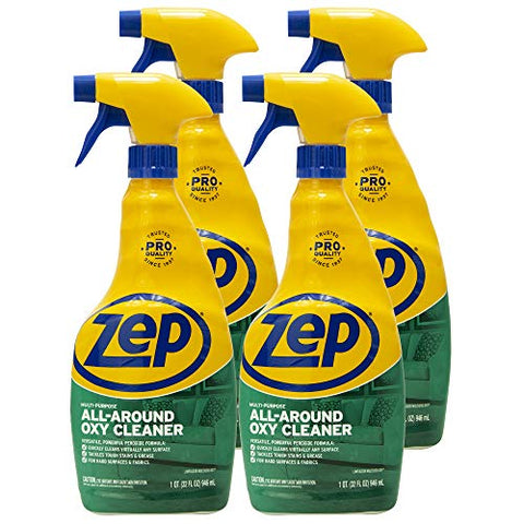 Zep All-Around Oxy Cleaner Degreaser 32 Ounce ZUAOCD32