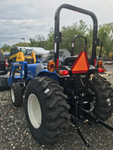New Holland Workmaster 25 HST Tractor with 200LC Loader