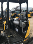 New Holland E33C Mini Excavator
