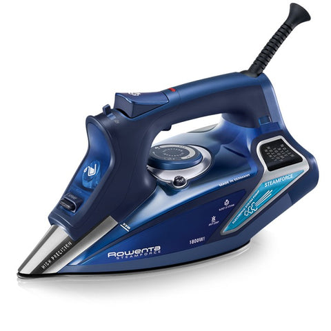 Rowenta DW9280 Steam Force 1800 Watt Steam Iron with 400 Hole Sole Plate