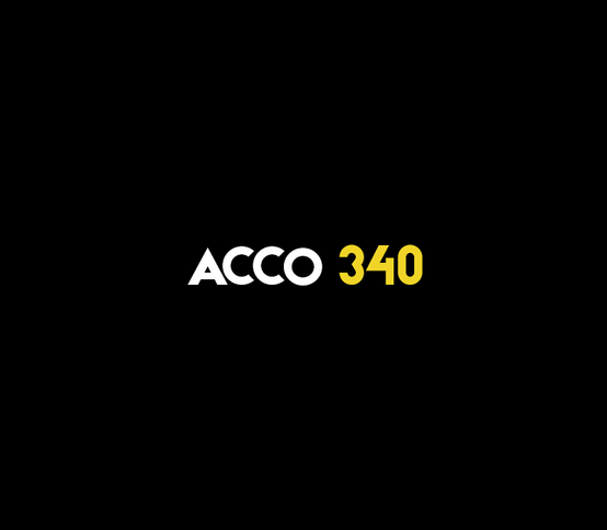 ACCO 340 Midterm Crash Course