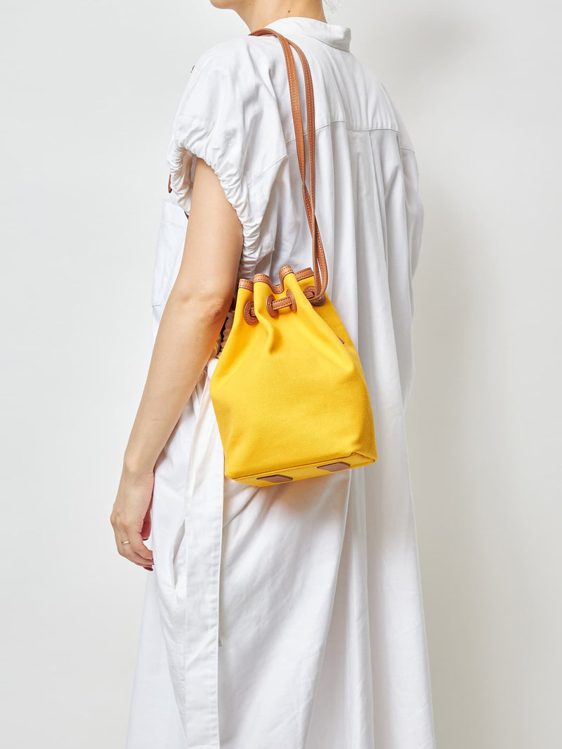 WRAPPING - YELLOW×NATURAL