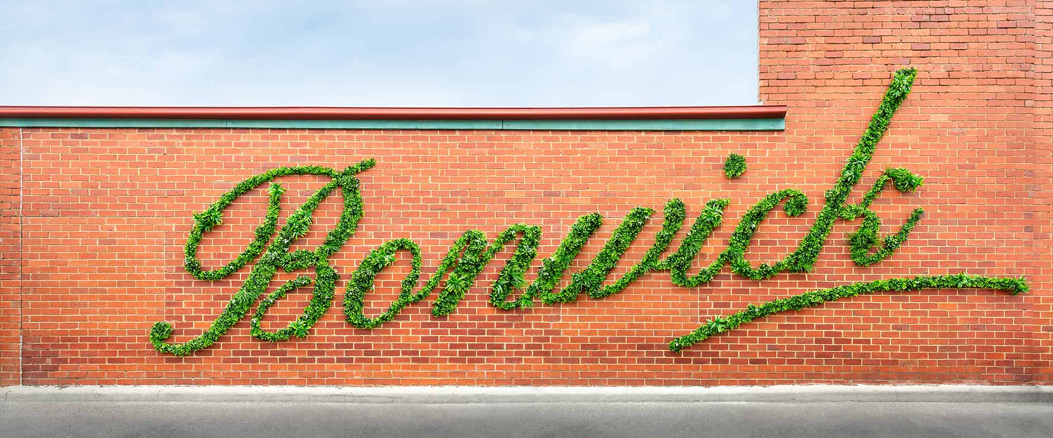 Artificial Foliage, Sign, Greenery