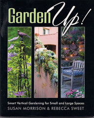 vertical gardening book called Plant Up