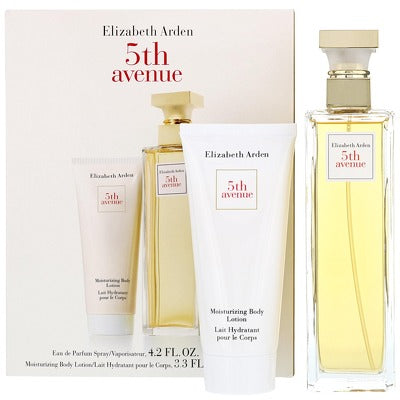 Elizabeth Arden Fifth Avenue Eau De Parfum 2PC Set for Women 125mL-CK Liquidation