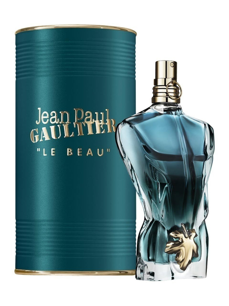 Jean Paul Gaultier Le Beau Male Eau De Toilette for Men 125mL-CK Liquidation