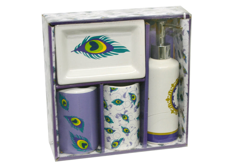 Bath Dish and Soap Set