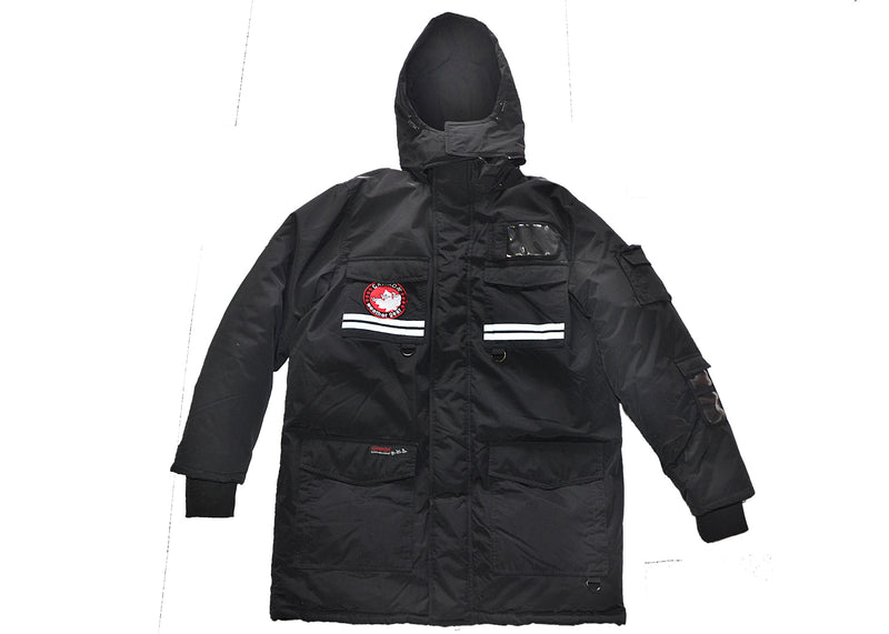 Canada Weather Winter Jacket - Black