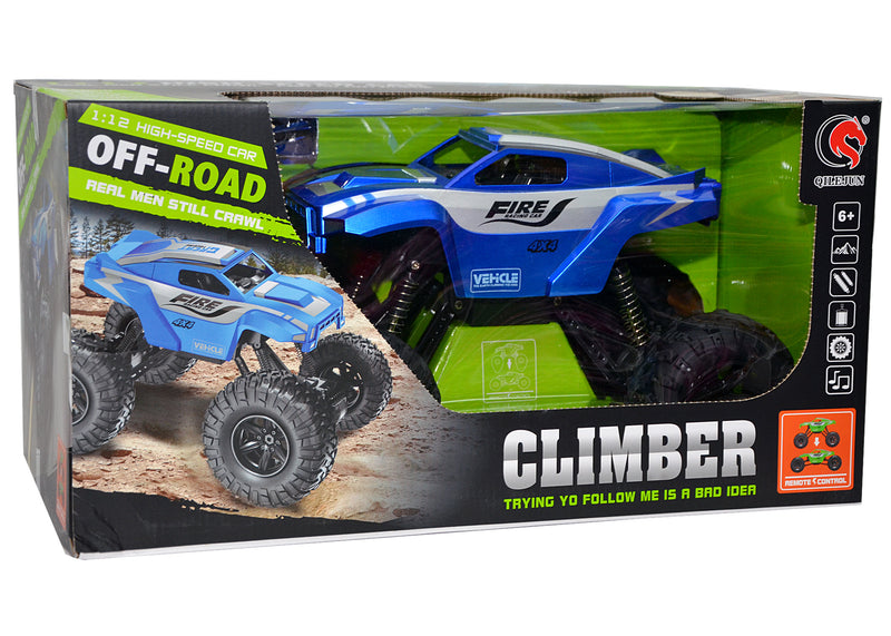Off-Road Climber Remote Control Car