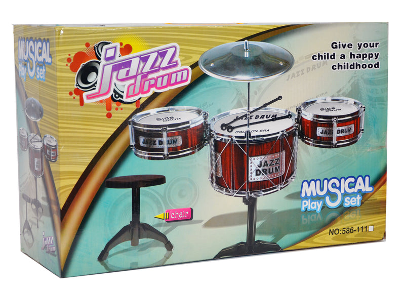 Jazz Musical Drum Set
