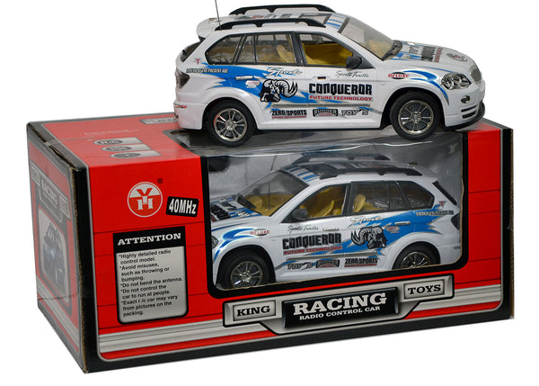 King Racing Radio Control Car
