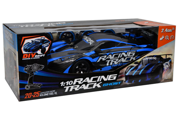 Racing Track Ghost Remote Control Car
