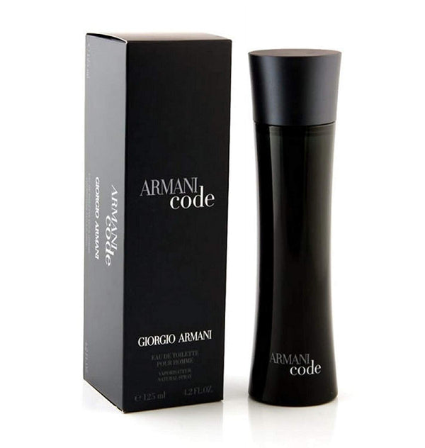 Armani Code Eau De Toilette Spray for Men-CK Liquidation