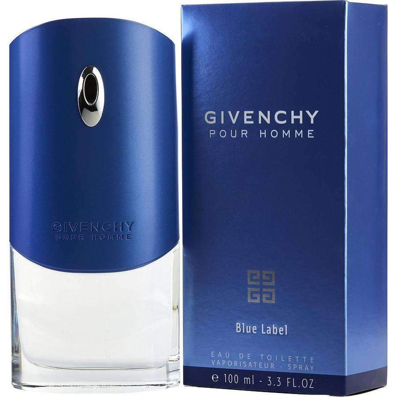 Givenchy Blue Label Eau De Toilette Spray 100 mL for Men