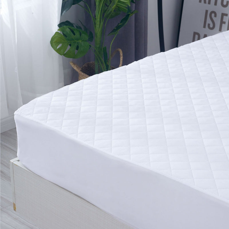 Hypoallergenic Waterproof Fitted Mattress Protector/Pad - {product_type] | Grover Essentials
