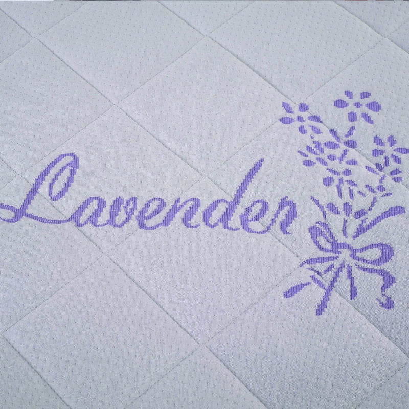 Hypoallergenic Waterproof Lavender Infused Bamboo Pillow Protector - Pack of 2 - {product_type] | Grover Essentials