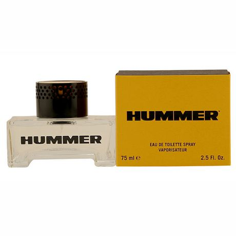 Hummer Eau De Toilette for Men 75mL-CK Liquidation