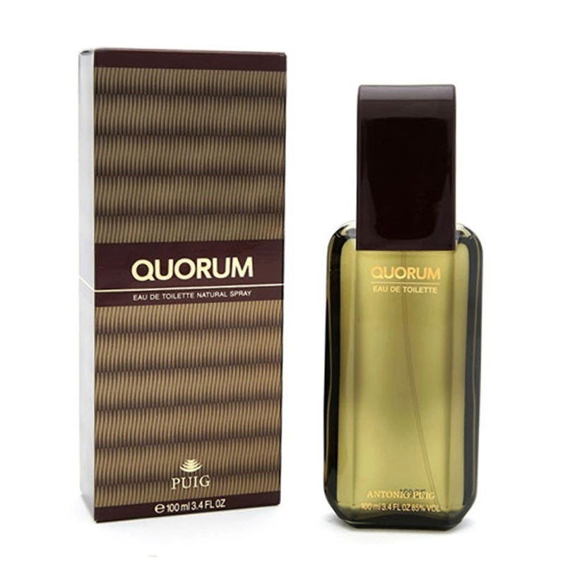 Quorum Eau De Toilette for Men 100mL-CK Liquidation