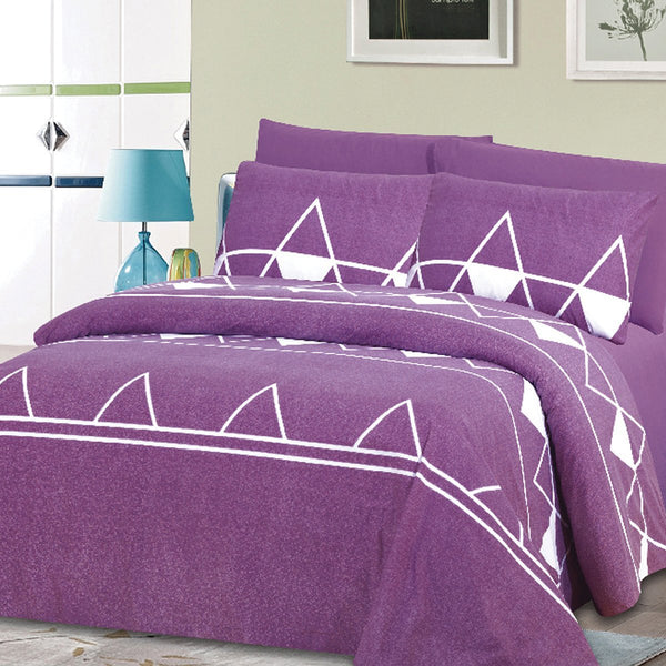 Champlain 6 Piece Bedsheet Set - Wrinkle, Fade, and Stain Resistant with Deep Pocket - {product_type] | Grover Essentials