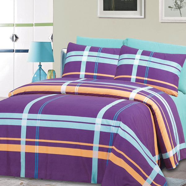 St. Clair 6 Piece Bedsheet Set - Wrinkle, Fade, and Stain Resistant with Deep Pocket - {product_type] | Grover Essentials