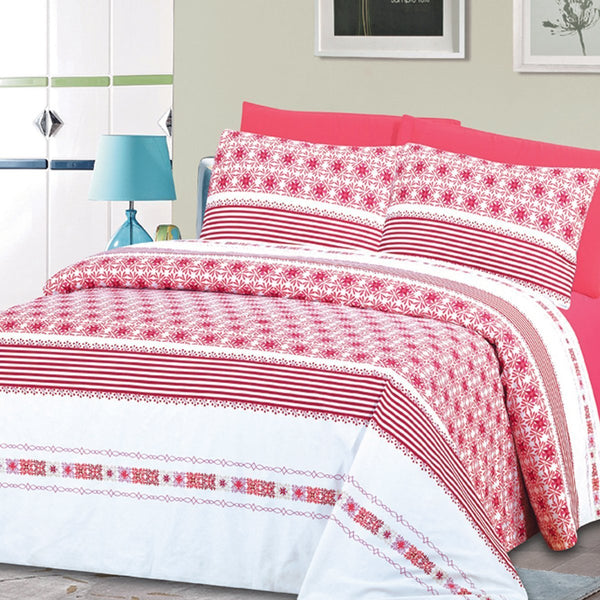 Winnipeg 6 Piece Bedsheet Set - Wrinkle, Fade, and Stain Resistant with Deep Pocket - {product_type] | Grover Essentials
