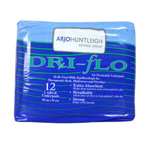 Dri-Flo Air Permeable Large Underpads