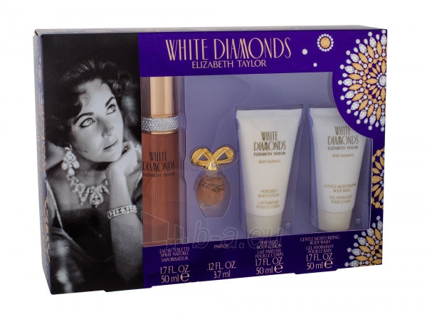 White Diamond Perfume Gift Set for Women-CK Liquidation