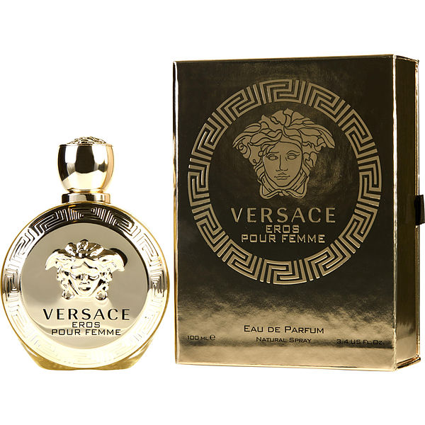 Versace Eros Eau De Parfum for Women 100mL-CK Liquidation