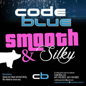 Code Blue Smooth & Silky - 1 Quart