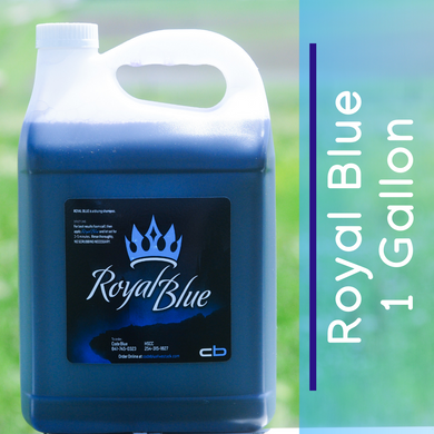 Royal Blue - Livestock Bluing Shampoo - 1 Gallon
