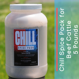 ☀️ Chill Spice Pack for Beef Cattle ❄️