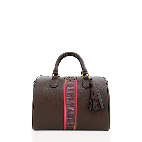 Lai Ram Boston Bag