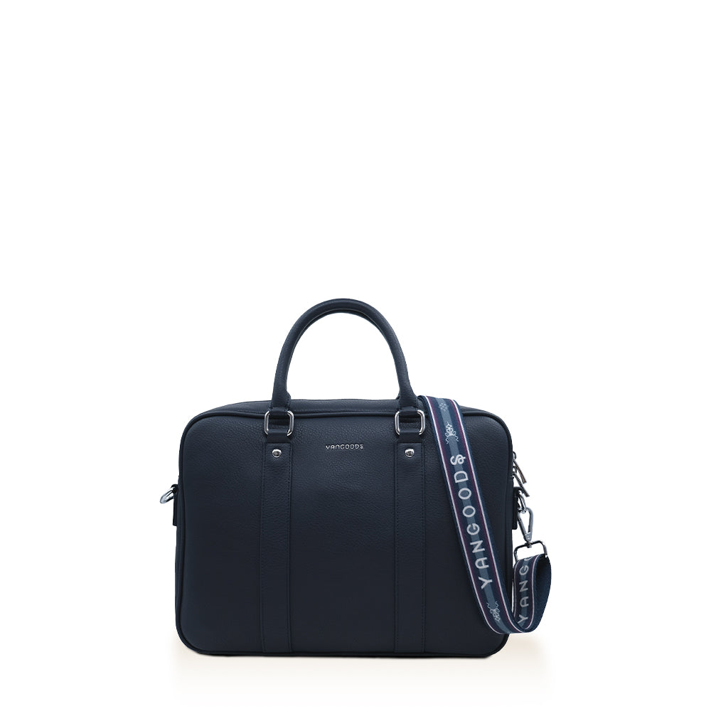 Mawkunn Classic Blue Brief Case