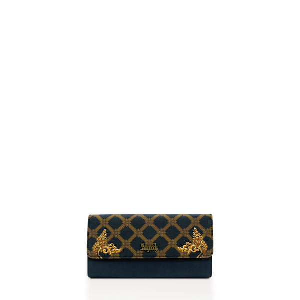 Regalia Onyx Party Clutch