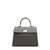 Payhlwar Taupe Grey Medium Top Handle Bag