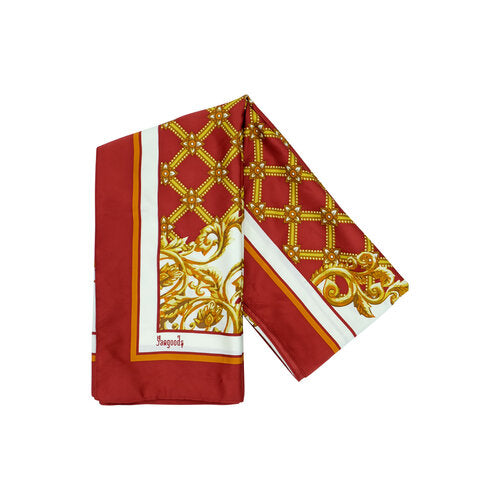 Regalia Burgundy Scarf