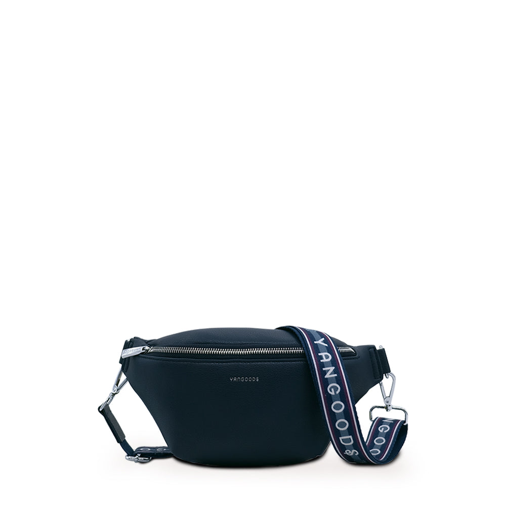 Mawkunn Classic Blue Belt Bag