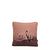 Kalayar Dusty Rose Cushion Cover