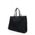 Thawun Jet Black Maxi Shopper